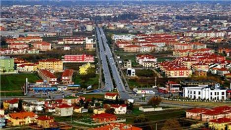 Serdivan'da 9 milyon 914 bin TL'ye satılık 8 arsa!
