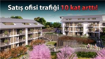 Köy, bir ayda 104 milyon lira ciroya ulaştı!