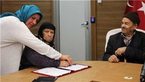 Hayırsever çiftten eğitim'e 62 yıllık arsa bağışı!