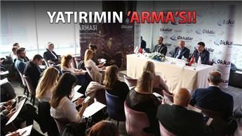 Okkalar İnşaat, Arma markalı 4 projeyi satışa çıkardı!