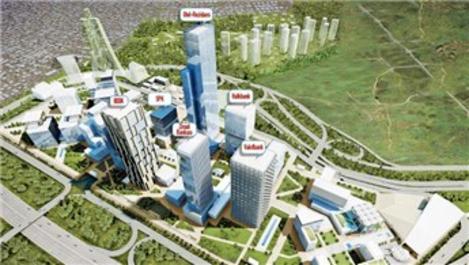 Vakıfbank binasını 711 milyon TL'ye Rec İnşaat yapacak