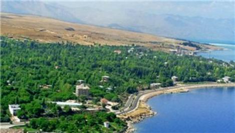 Van Gölü çevresi afete maruz alan ilan edildi