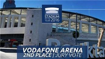 Beşiktaş Vodafone Arena dünyanın en iyi stadı seçildi