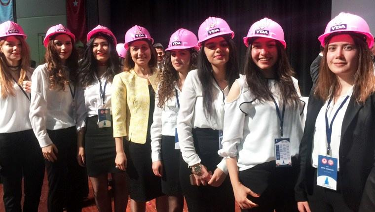 YDA Group'tan 'Pembe Baret' projesi!