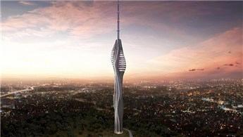 Çamlıca kulesinin boyu 365,5 metre olacak!