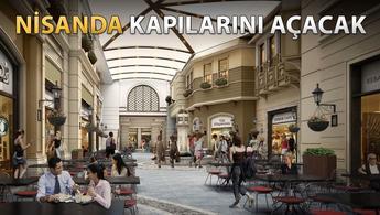 Emaar Square Mall, yılda 25 milyon kişiyi ağırlayacak!