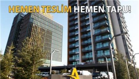 Avrupa Residence Office Ataköy'de vade farkı yok!