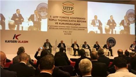 Kayseri'de toplu taşımacılıkta 'reform' konuşuldu