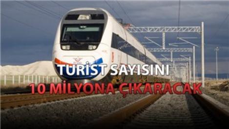 İstanbul'dan Edirne'ye seyahat 1 saatten az sürecek!