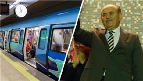 'Ortaköy'den Sarıyer'e sahil boyunca metro getireceğiz'