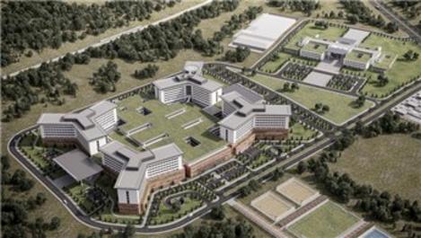 Bursa Şehir Hastanesi 1 yıl içinde hizmete girecek!