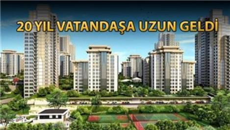 Emlak Konut kampanyası ile 4 bin 500 ev satıldı