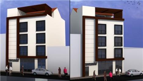 Bursa Karacabey'e modern barınma evi!