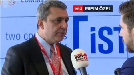 İbrahim Çağlar, MIPIM'de ESD canlı yayınına katıldı!