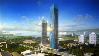 Mistral İzmir'in inşaat aşaması tamamlandı