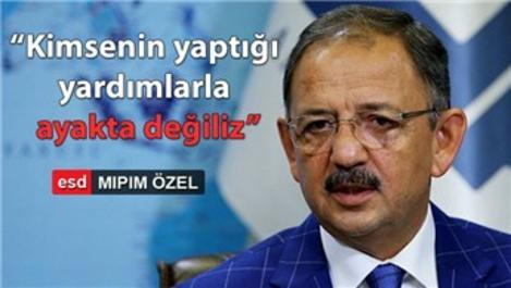 Mehmet Özhaseki, MIPIM'de tokat gibi cevap verdi!