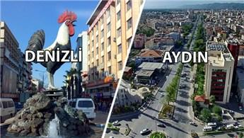 Şubatta konut fiyatları Denizli'de, kiraları Aydın'da arttı