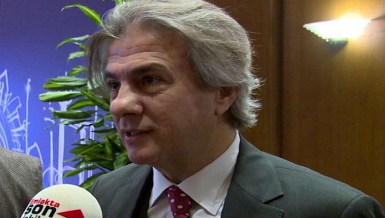 Ahmet Misbah Demircan MIPIM'de ESD'ye konuşuyor!