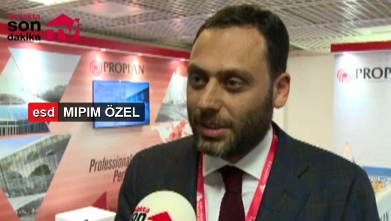 Erkan Özber: Proplan uluslararası olma yolunda!