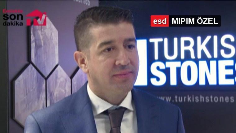 Turkish Stones, MIPIM'de çağdaş sanatla tanıtıldı!