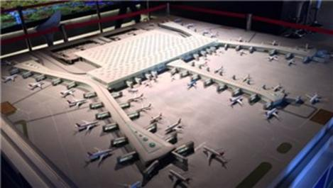 3. Havalimanı maketi MIPIM'de sergilendi