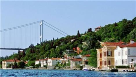 Beykoz'da 4.5 milyon liraya satılık villa