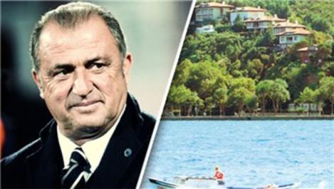 Fatih Terim'in Bodrum'daki villası 8 milyon Euro'ya satışta!