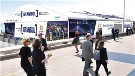 MPIM'de İstanbul Çadırı'nı 100 yatırımcı ziyaret etti