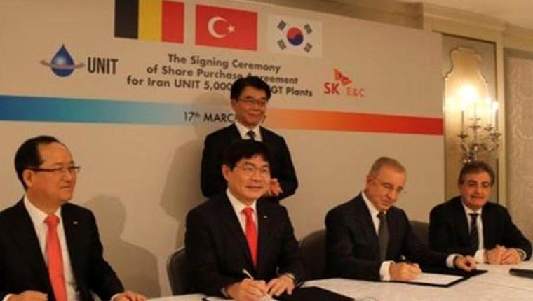Unit International, yeni ortağıyla 5 yeni enerji santrali yapacak