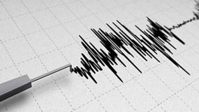 Mersin açıklarında 4,5 büyüklüğünde deprem meydana geldi