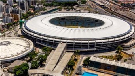 2016 Rio Olimpiyatları için yapılan tesisler harabeye döndü