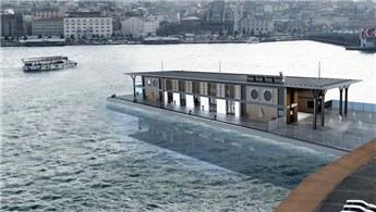 Karaköy İskelesi işte böyle olacak!