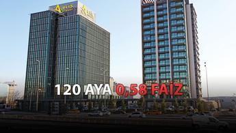 Avrupa Residence Ataköy'de son daireler için fırsatlar!