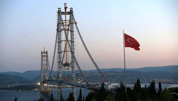 Osmangazi Köprüsü'ne 3,5 milyar dolarlık sigorta!