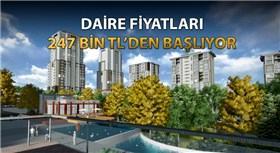 Bahçekent Emlak Konutları'nın yüzde 75'i satıldı