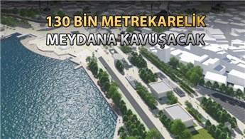 Üsküdar Meydanı Projesi'yle meydan 3 kat büyüyecek