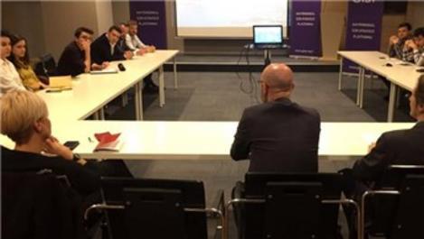 GİSP, Boğaziçi'nin Geleceği'ni masaya yatırdı