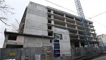 Taksim Eğitim ve Araştırma Hastanesi'nde sona geliniyor!