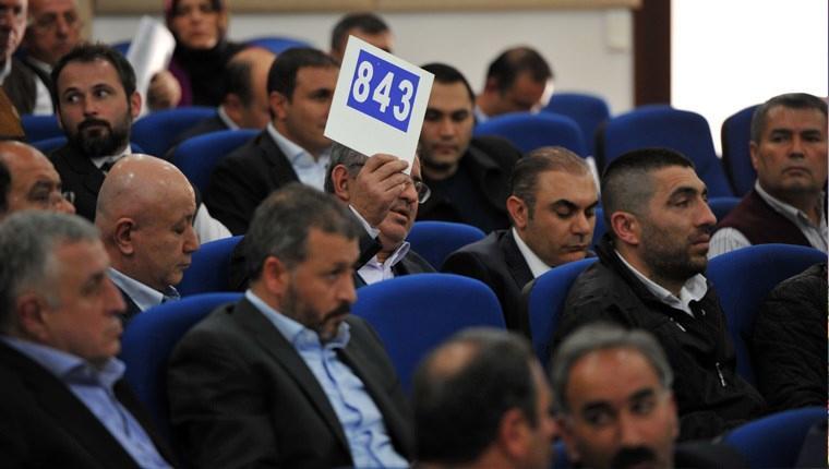 Turyap, TOKİ arsalarını toplam 163,6 milyon TL'ye sattı
