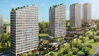 Sur Yapı Yeşilmavi, daire fiyatları 450 bin TL'den başlıyor!