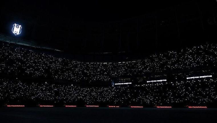 Vodafone Arena'dan Dünya Saati kampanyasına katılacak