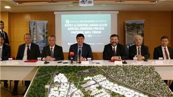 Antalya'da kentsel dönüşüm protokolü imzalandı
