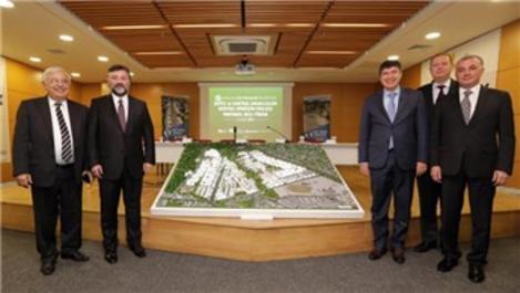 Sur Yapı, Antalya'da 15 bin konutluk projeye başlıyor