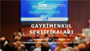 TSPB, Gayrimenkul Sertifikaları Paneli düzenliyor