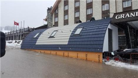 Uludağ Ekonomi Zirvesi misafirlerini ilk Megaron Çatı karşıladı