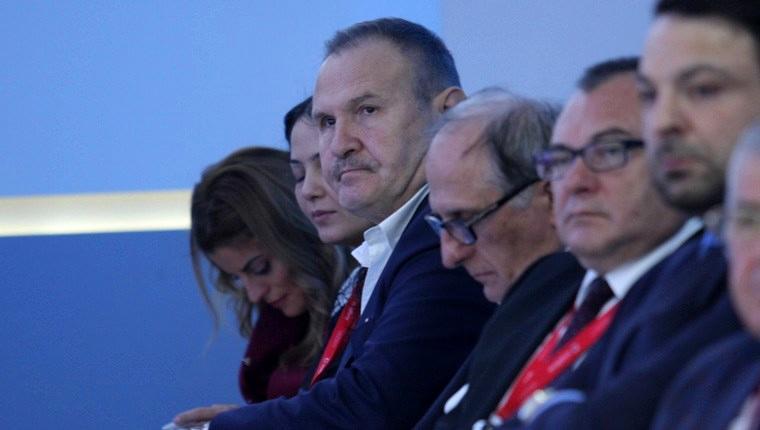 Süleyman Çetinsaya, 6. Uludağ Ekonomi Zirvesi'ne katıldı!