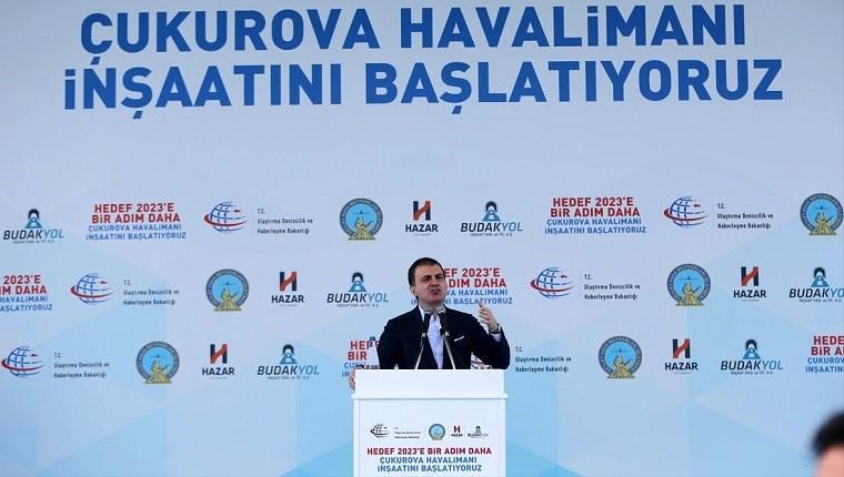 Çukurova Havalimanı'nın inşaatı başlıyor!