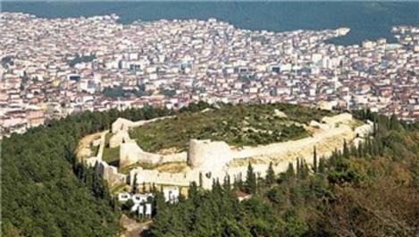 Aydos Kalesi turizme kazandırılıyor