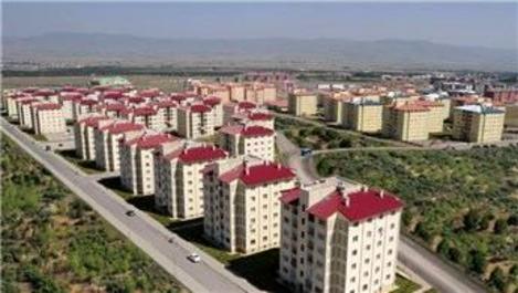 TOKİ, Erzurum'da 529 daire için kura çekilişi yaptı