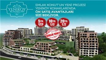Yeni Yapı Alibeyköy Yeniköy Konakları!